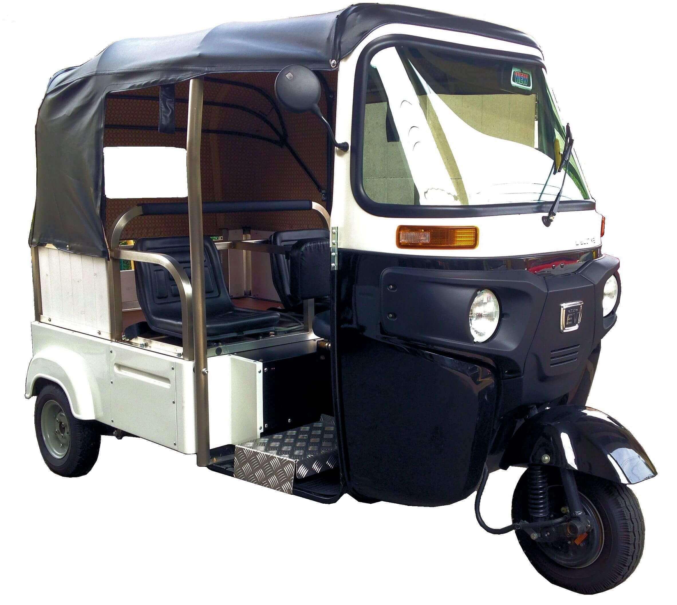 三輪電気自動車エレクトライク1