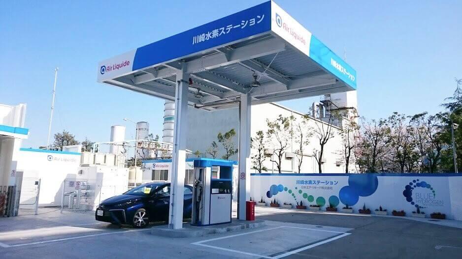 日本エア・リキード株式会社